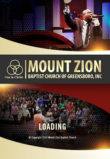 Mount Zion Baptist Church GB
