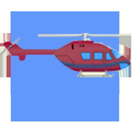 ヘリコプター飛行 賽車遊戲 App LOGO-硬是要APP