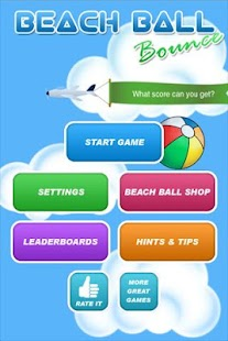 Beach Ball Bounce - screenshot thumbnail