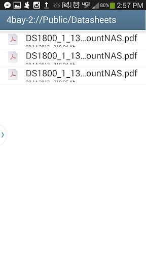 【免費生產應用App】Seagate MyNAS-APP點子