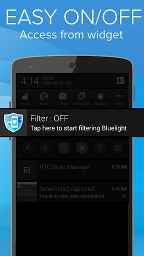 Blue Light Filter for Eye Care  screenshots 4