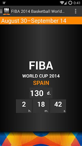 2014 Basketball World Cup