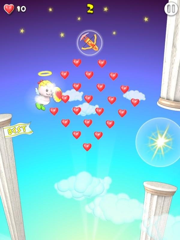 Flappy Eros- screenshot
