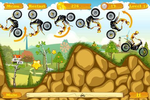Moto Race Pro -- physics motorcycle racing game 3.59 Cheat screenshots 2