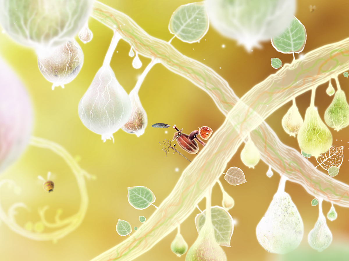 Botanicula- screenshot