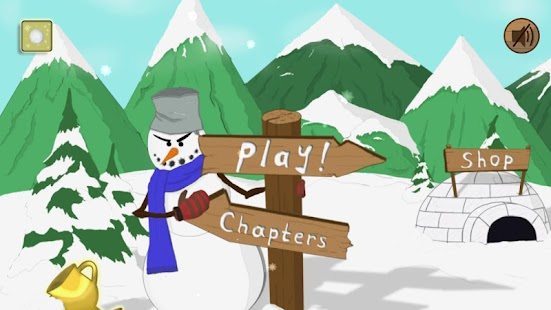 Johnny Battle: Snow Defence - screenshot thumbnail