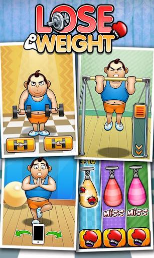 胖子减肥 - 迷你游戏