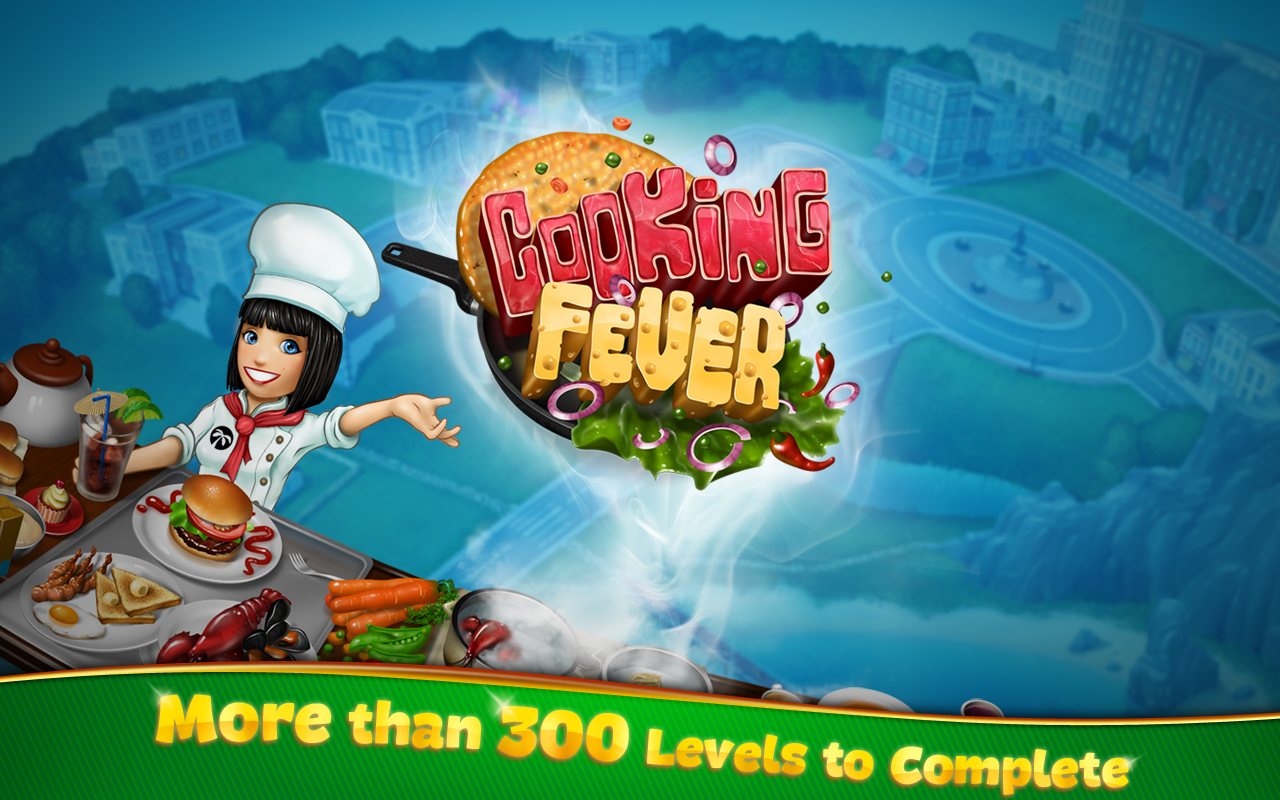 Cooking Fever Mod Apk (Unlimited Money/Gems) 4