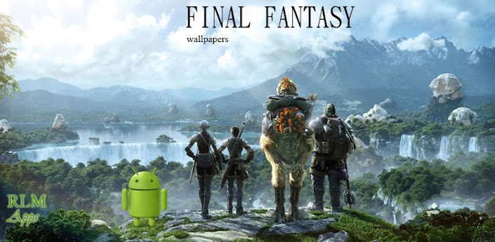 Final Fantasy HD Wallpapers v1.7