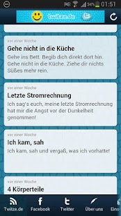 Kurze Witze App - screenshot thumbnail
