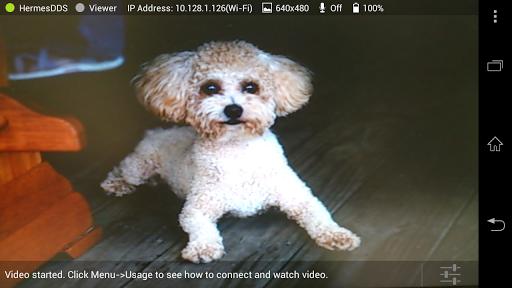 eLook Mobile Cam