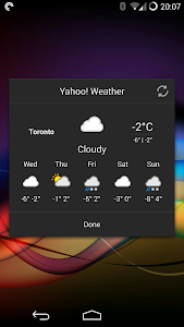 Chronus: Flat Weather Icons v1.2