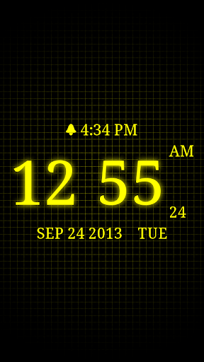 Alarm Digital Clock-7 Pro