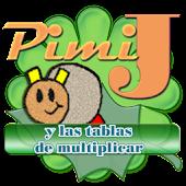 PimiJ y las tablas de multi...