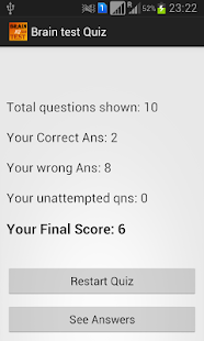 Brain IQ Test Quiz in Hindi   Android Apps on Google Play     Brain IQ Test Quiz in Hindi  screenshot thumbnail