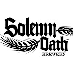 Logo of Solemn Oath None More Black