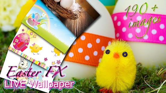 EASTER LIVE WALLPAPER HD PRO - screenshot thumbnail