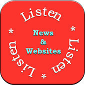 Listen to News&Websites:Web2go