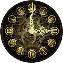 Steampunk Clock logo