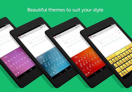 SwiftKey Keyboard + Emoji 5.3.4.67 screenshot 26307