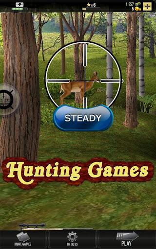 狩獵遊戲免費