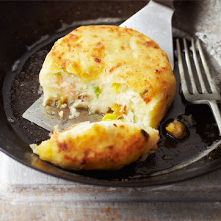 Family meals: Easy fish cakes