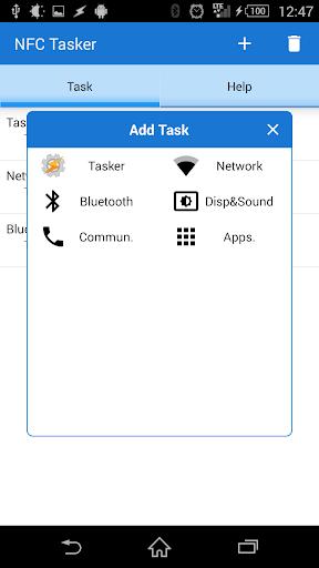 【免費生產應用App】NFC - Tasker Launcher-APP點子