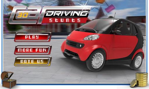 3D Car Driving Stunt Simulator