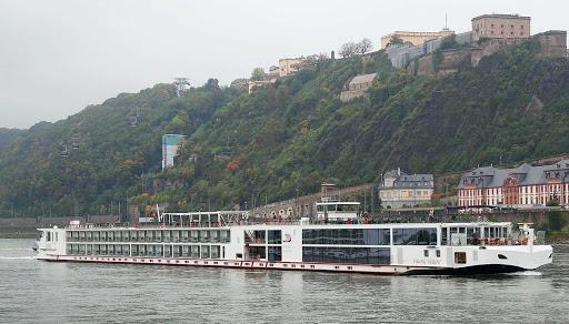 Viking-Magni-Koblenz-Germany - Viking Magni in Koblenz, Germany.