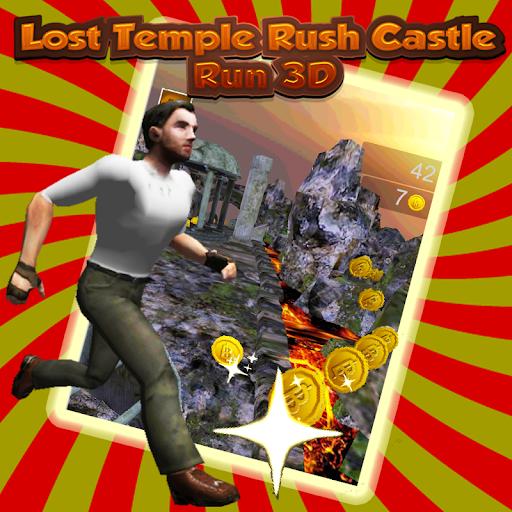 Lost Temple Castle Rush Run 2