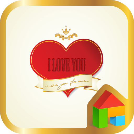 I Love You Dodol Luncher Theme LOGO-APP點子