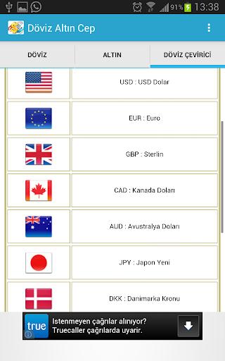 【免費財經App】Döviz Altın Cep-APP點子