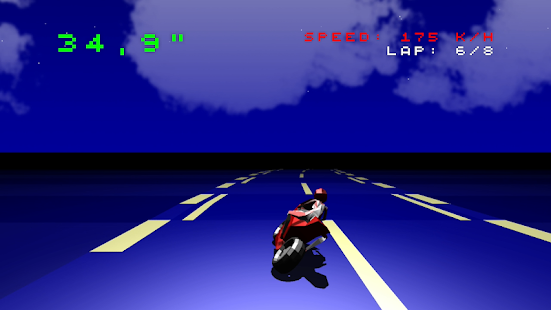 Night Riders 3D Arcade Racing - screenshot thumbnail