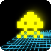 Grid Invaders Lite