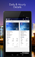 AccuWeather Platinum Screenshot 11