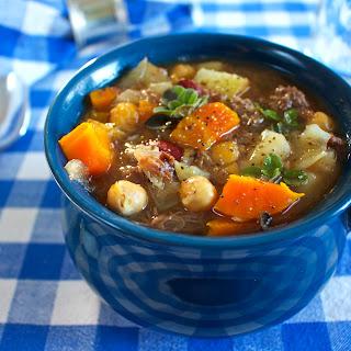 CrockPot Venison Stew.