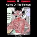 """Curse Of The Salmon"" Horror logo"