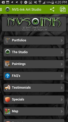 NVS-Ink Art Studio