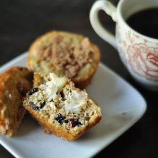 Quick and Homey Oatmeal Raisin Muffins.