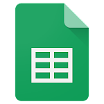 Google Sheets 1.4.272.13.34 Apk