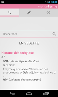 FranceTerme- screenshot thumbnail