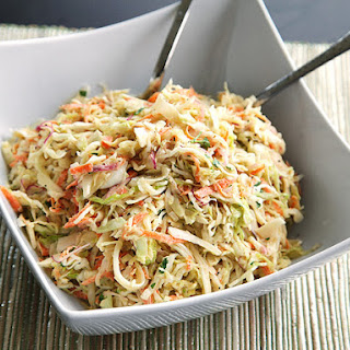 Cole Slaw Mayonnaise Sugar Vinegar Recipes.