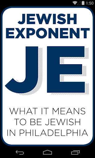 Jewish Exponent