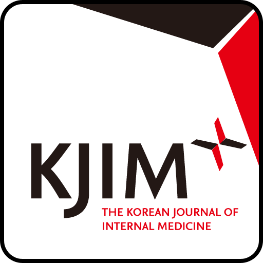 Korean J Intern Med LOGO-APP點子