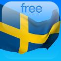 Sueco en un mes Free icon