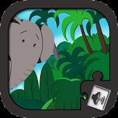 Jungle Book Audiobook Puzzles