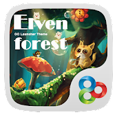 Elven Forest Dynamic Theme