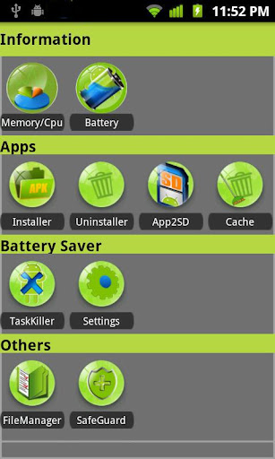 Super aTool Box-cache battery 3.1.1 screenshots 1