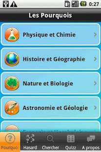 Free Download Pourquois: Questions/Réponses APK for Android