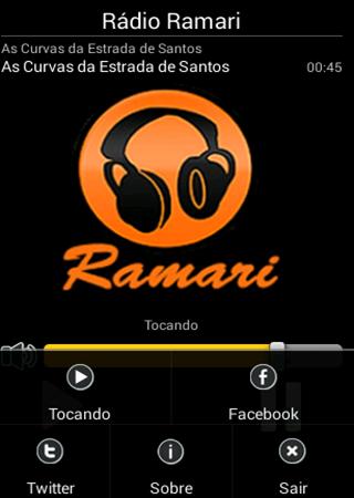 【免費音樂App】Rádio Ramari-APP點子
